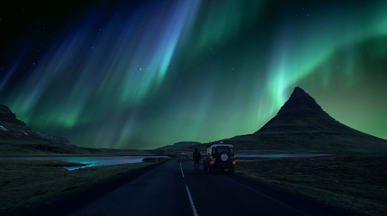 2016 LG OLED TV - Aurora Campaign I