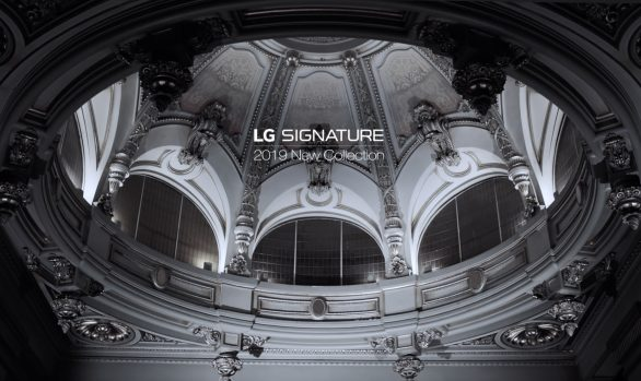 LG Signature TVC Film B 2019